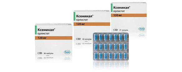 Принцип действия таблеток для похудения «Ксеникал»