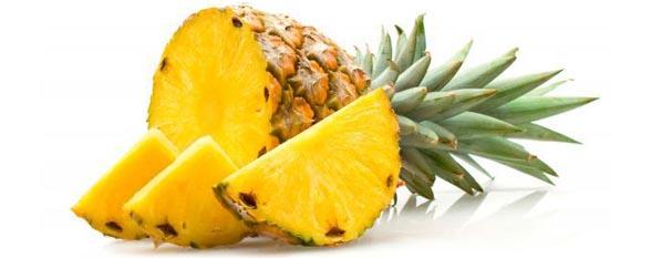 Вкусная ананасовая диета