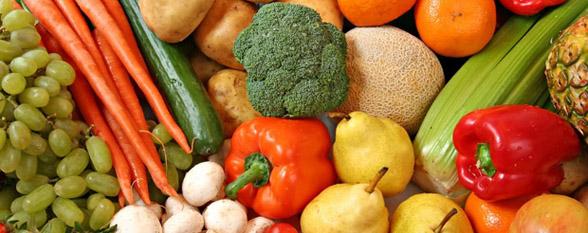 Как похудеть с помощью фруктово-овощной диеты