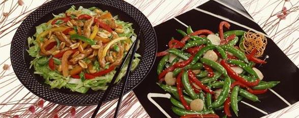 Меню китайской диеты на 14 дней