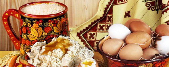 Меню и результаты русской диеты