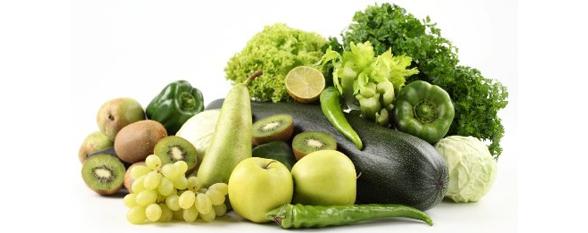 Чем хороша зеленая диета?