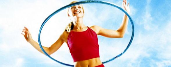 Как правильно крутить хулахуп для похудения
