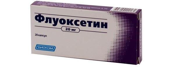 Как принимать Флуоксетин для похудения?