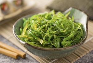 Салат из ламинарии как принимать для похудения