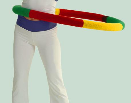Обруч-эспандер Сделай тело