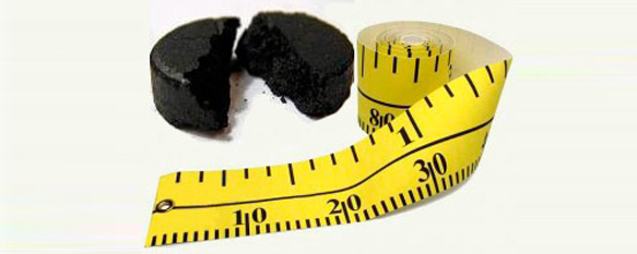 Безопасно ли похудение с помощью активированного угля