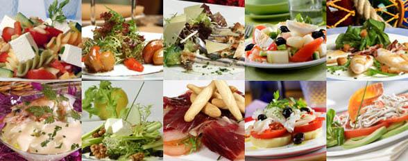 рецепты вкусных и диетических салатов для похудения