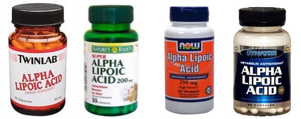 Липоевой кислоты для похудения отзывы